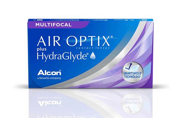 Air Optix multifocal hydraglyde