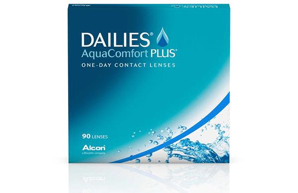 Dailies Aqua 90 PAck