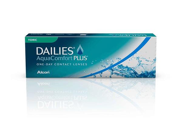 Dailies Aqua Toric 30