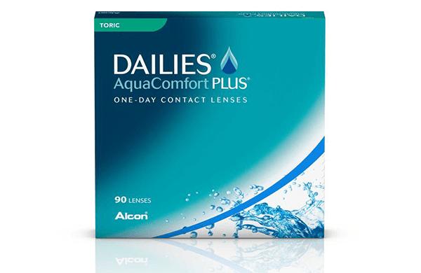 Dailies Aqua Toric 90 Pack