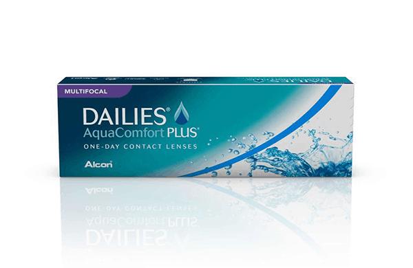Dailies Aqua multicofal 30