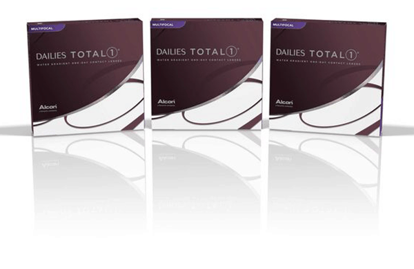 Dailies Total1 multifocal 90