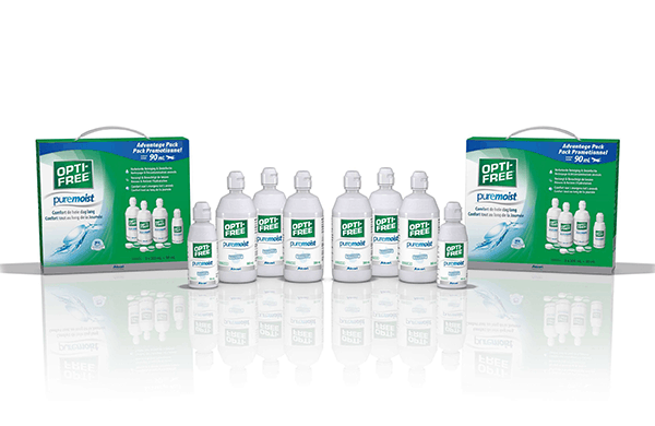 Optifree Hydraglyde Pack